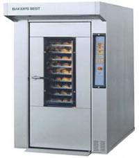 Baker's Best Spacesaver Slimline Rack Oven
